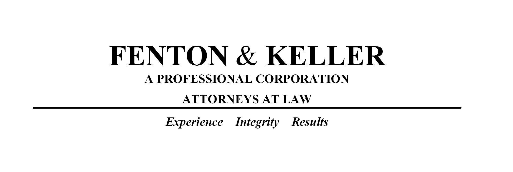 Fenton Keller logo