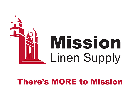 Mission Linen Supply logo: